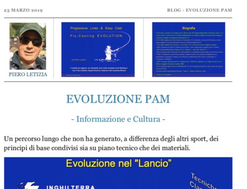 Blog Discussione – EVOLUZIONE PAM – Informazione e Cultura