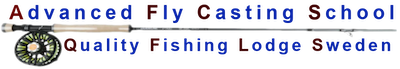 Advanced Fly Casting School Logo